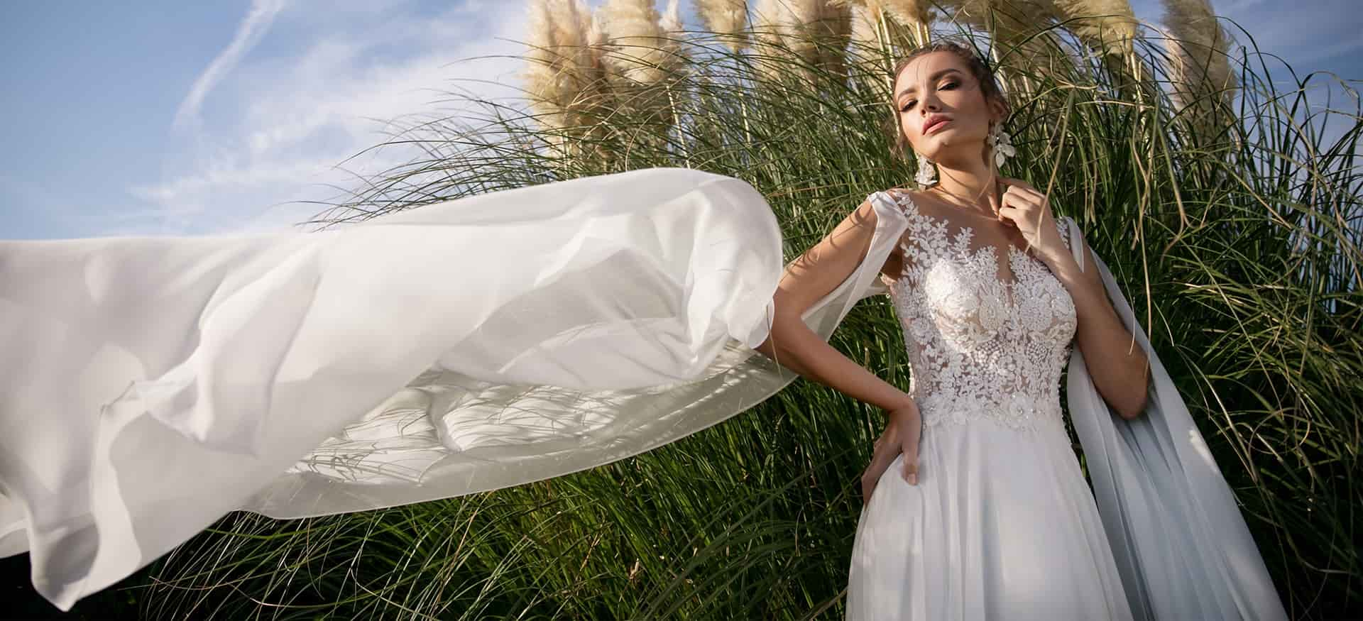 Wedding dress wholesale in Europe